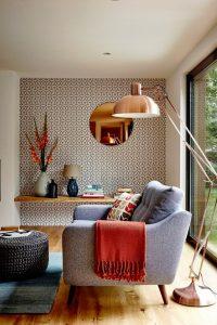 decoração de salas pequenas