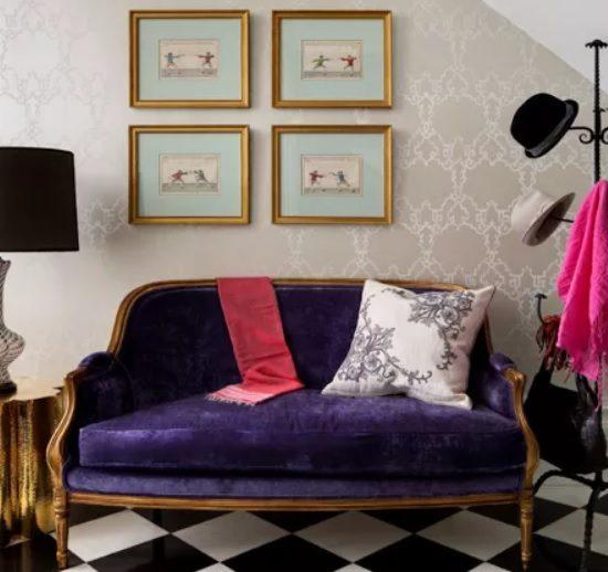 Sofá para sala pequena