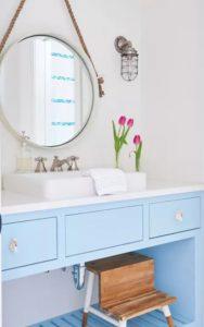 espelho lavabo