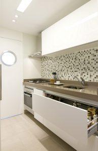Como projetar uma cozinha pequena