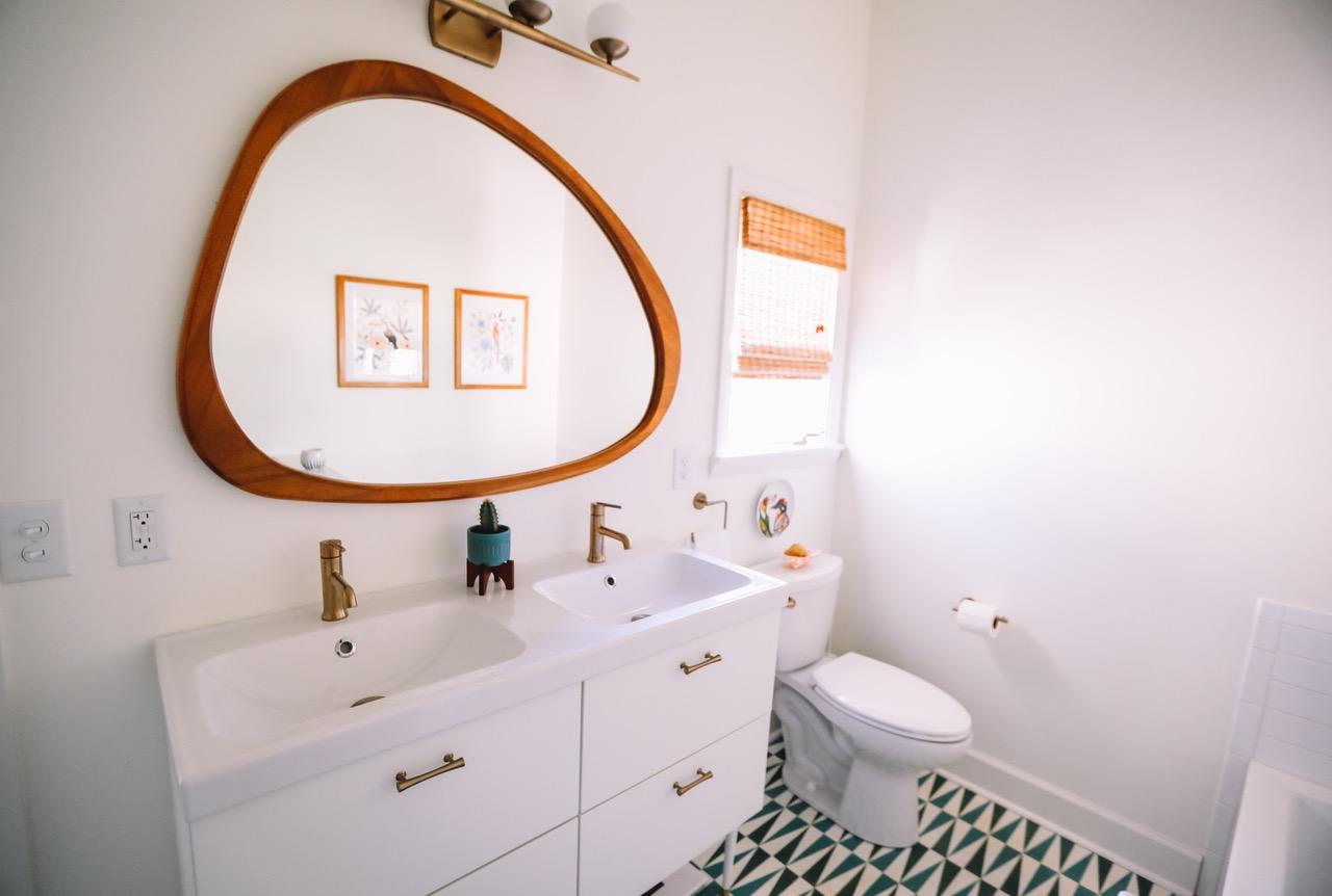 móveis de banheiros