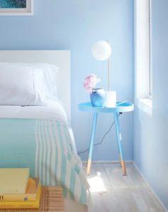 cores no quarto do casal